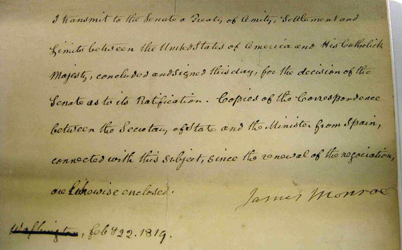 Договор Адамса-Ониса