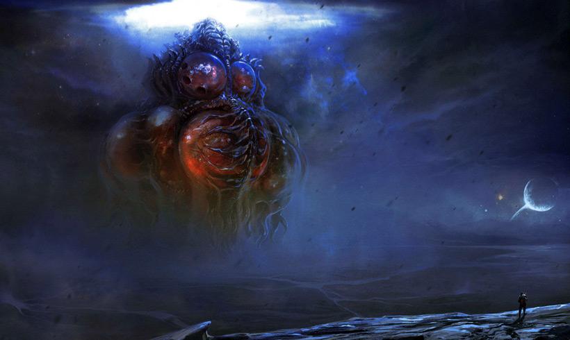 Божество Йог-Сототх