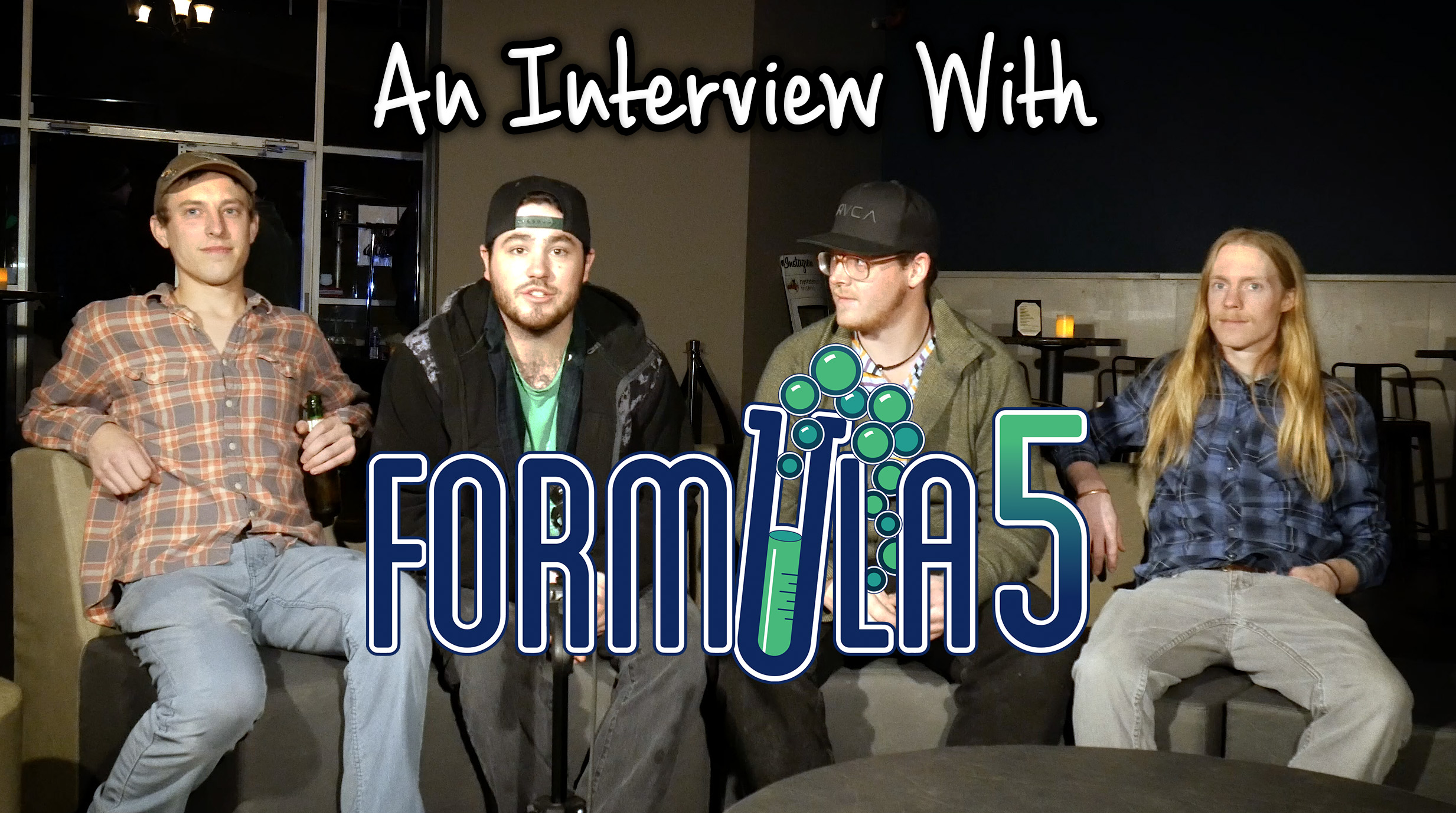 Formula 5 Talks Plans For 2018, Rock The Dock and Much More