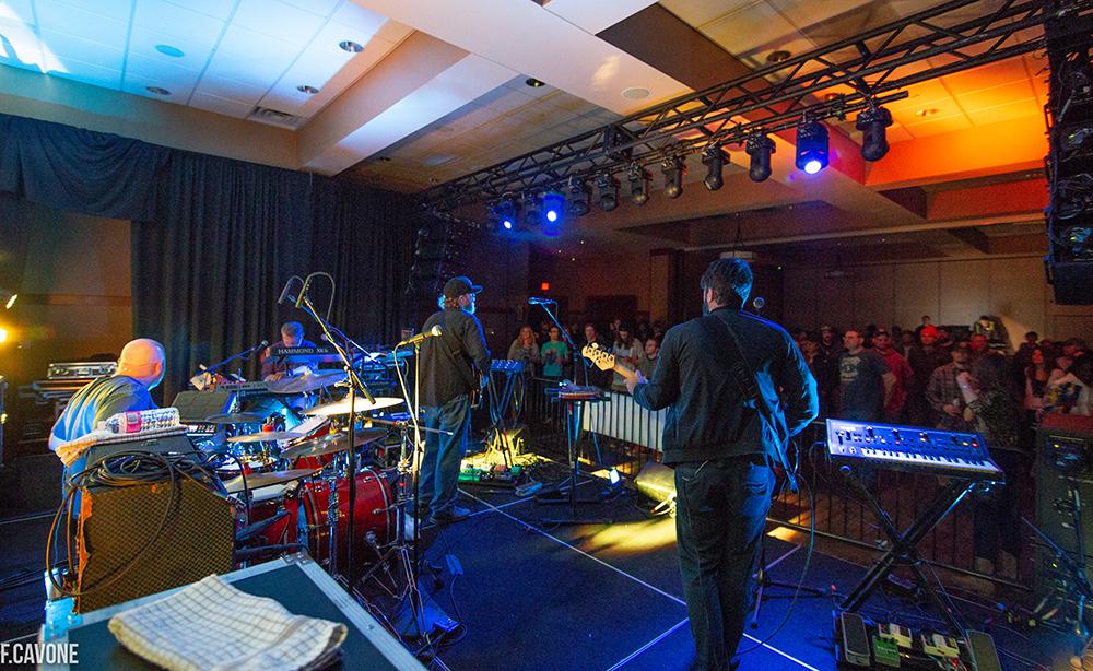 Full Show: Perpetual Groove 4/20 Show At Jay Peak