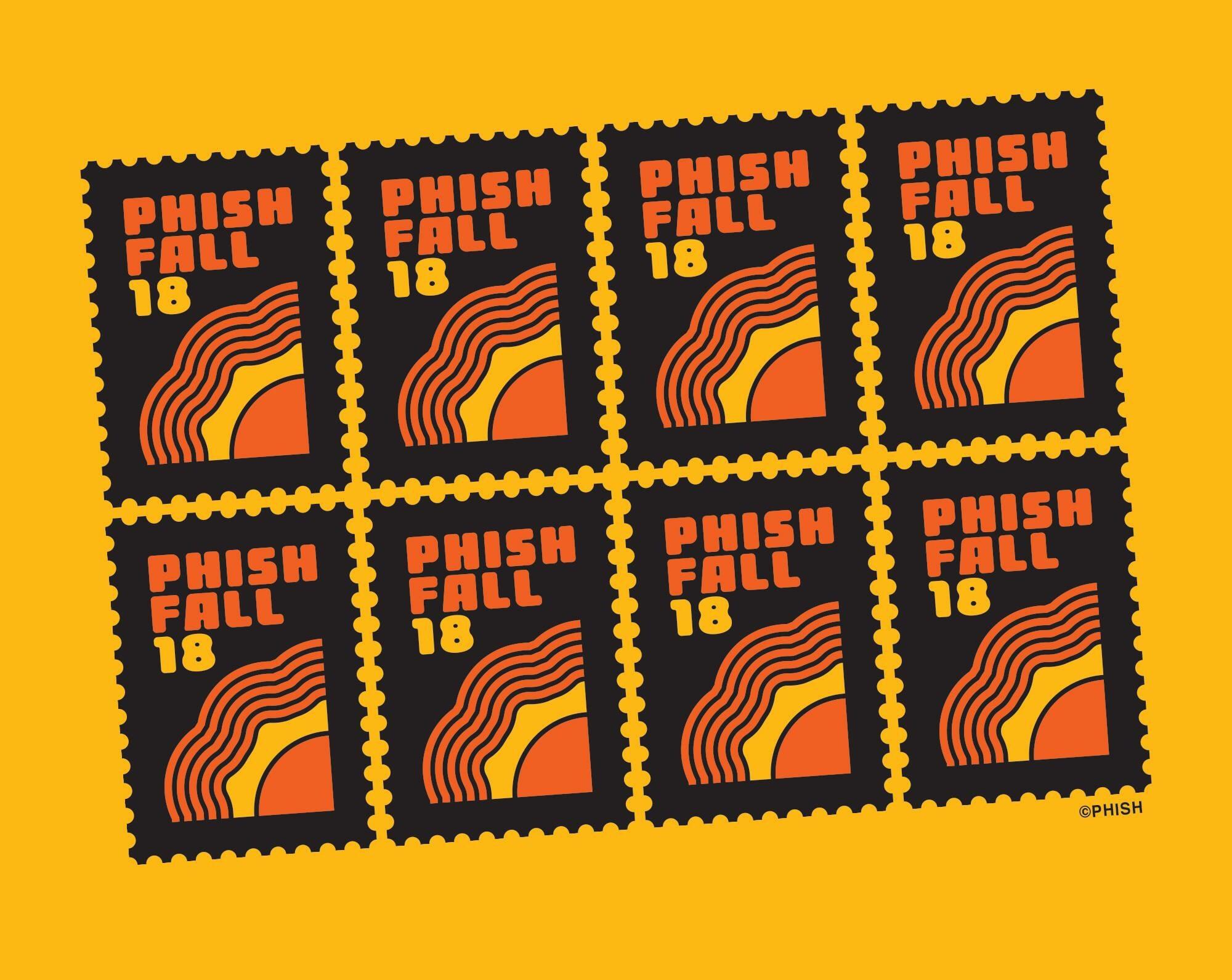 Phish Announces Fall Tour Dates!