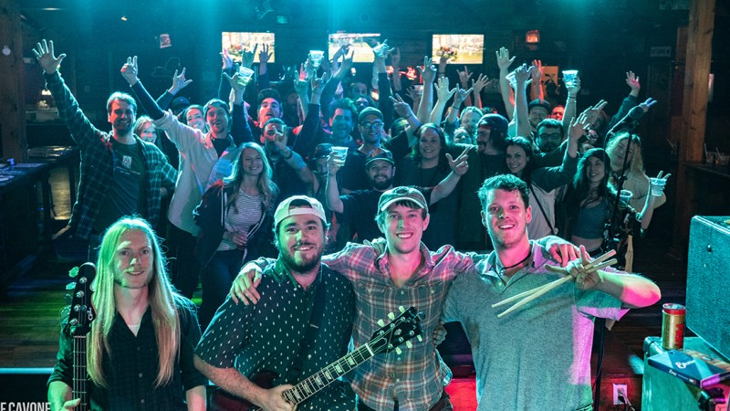 Formula 5 Treats Fans To A Hometown Show In Lake George
