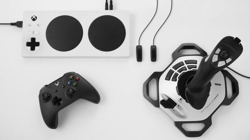 XBOX ANNOUNCES ADAPTIVE CONTROLLER FOR PEOPLE WITH LIMITED MOBILITY