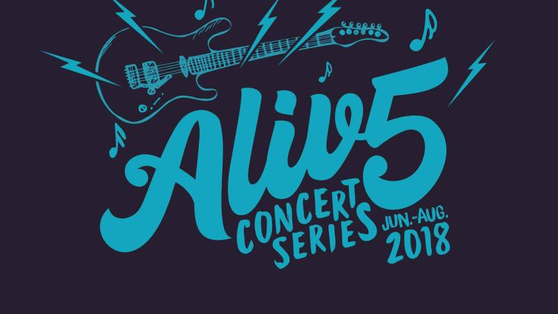 Alive at Five Concert Series Schedule