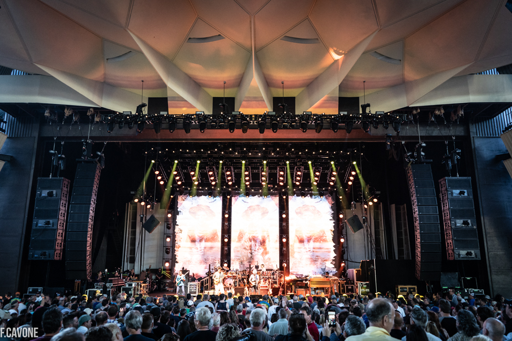 Dead and Company Makes A Stop at SPAC