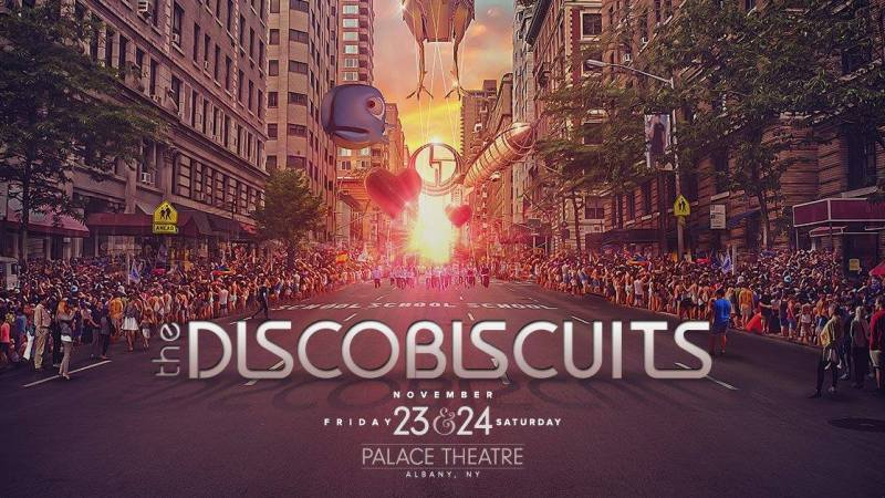 The Disco Biscuits To Play Two-Night Thanksgiving Run in Albany, NY