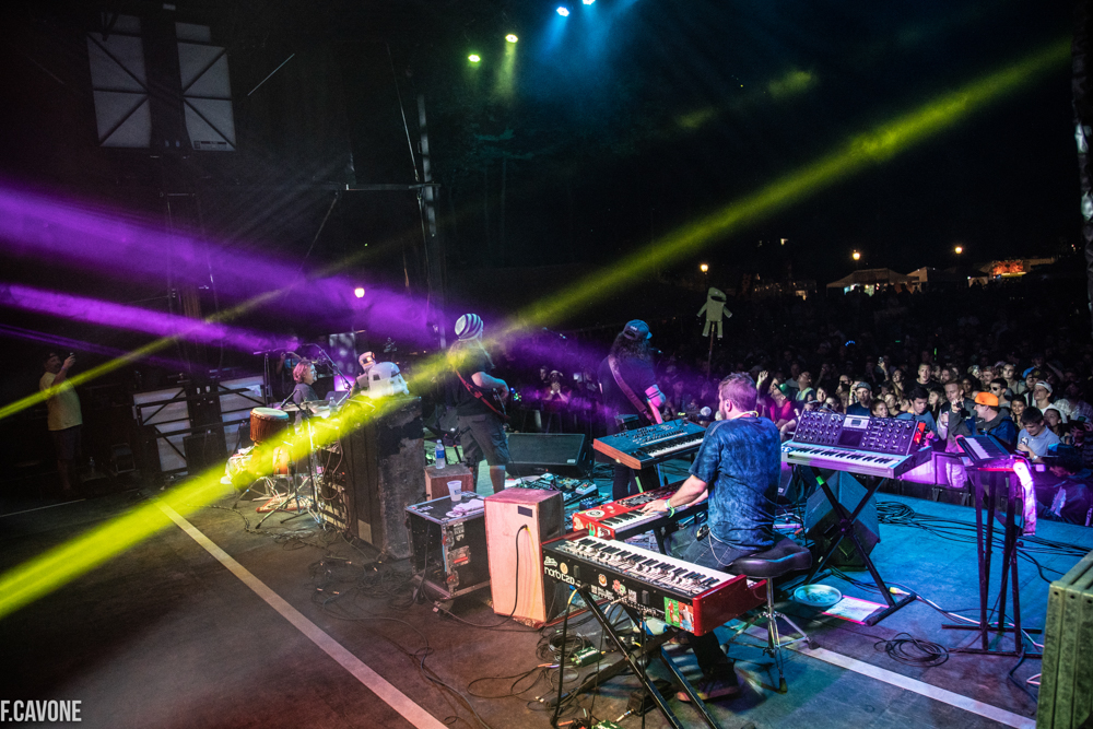 Twiddle and Pigeons Playing Ping Pong to Co-Headline Red Rocks Amphitheater in May 2019