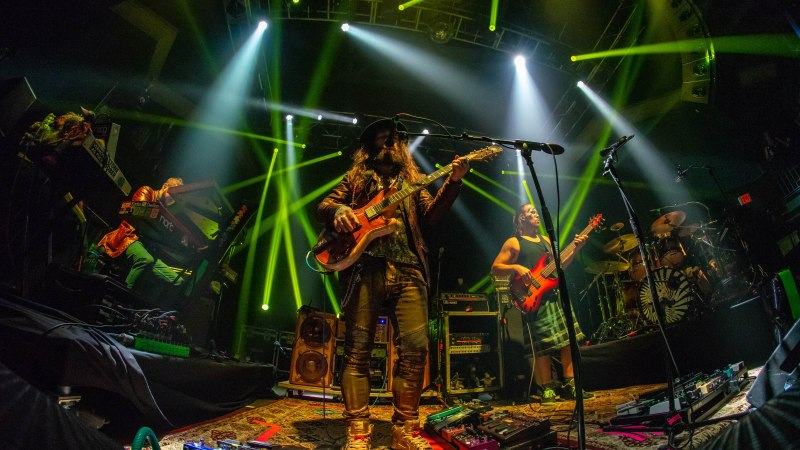 Twiddle Sets Tone For Two Night Run at 9:30 Club
