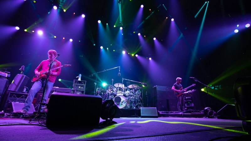 Phish Shares Bust Outs On Night 3 of Their 2018 NYE Run