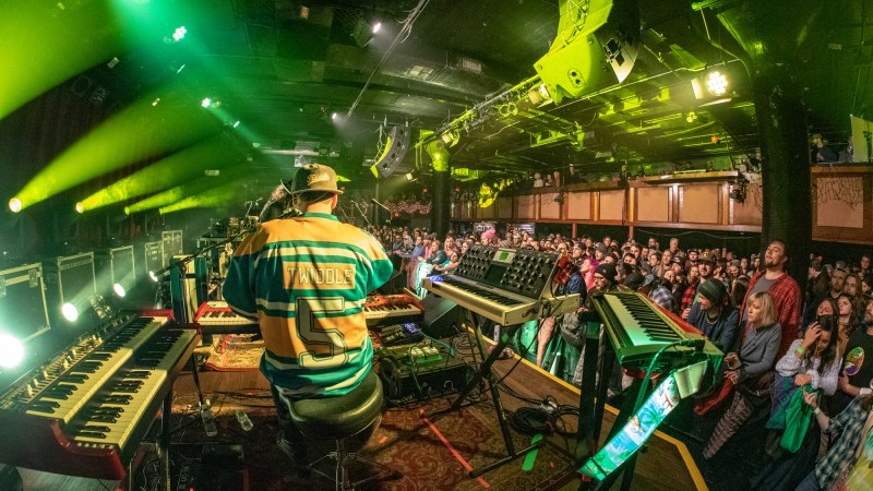 Gallery: Twiddle Does New Years Run In Boston