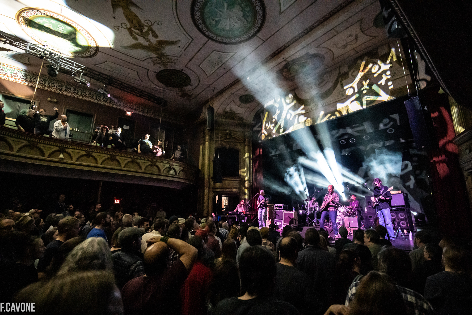 """VIDEO: moe.Pods perform Onimous Seapods' """"Blackberry Brandy"""" at the Cohoes Music Hall Two Years Ago"""
