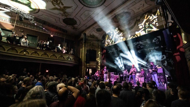 "VIDEO: moe.Pods perform Onimous Seapods' ""Blackberry Brandy"" at the Cohoes Music Hall Two Years Ago"