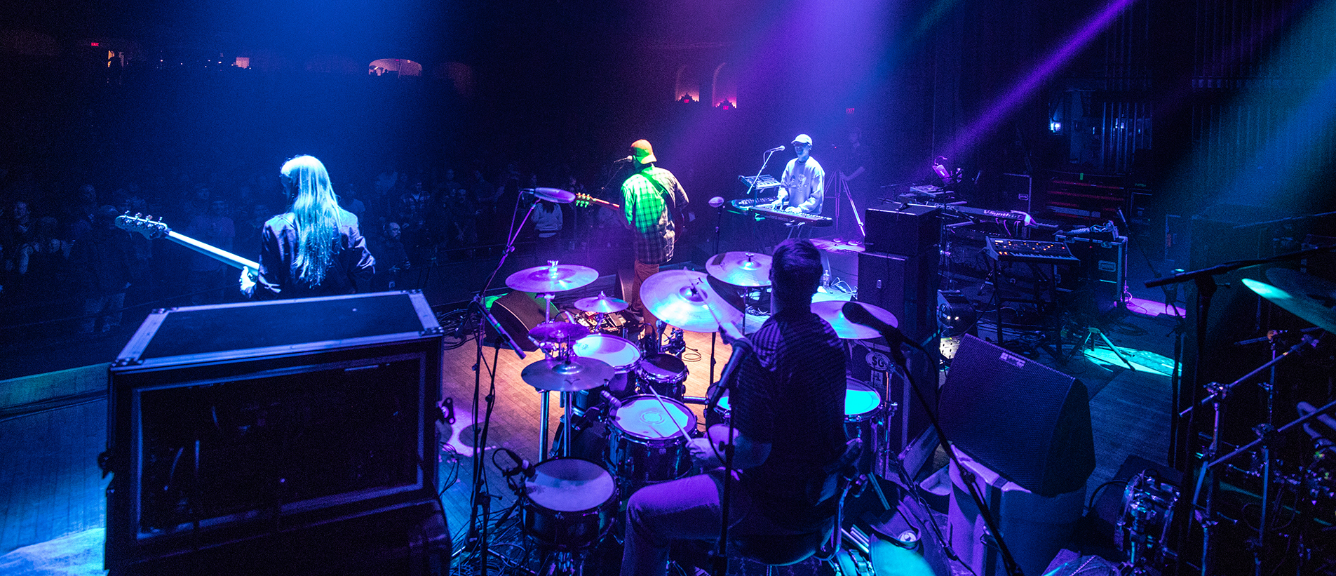 Formula 5 Releases Live Album From Palace Theatre Performance