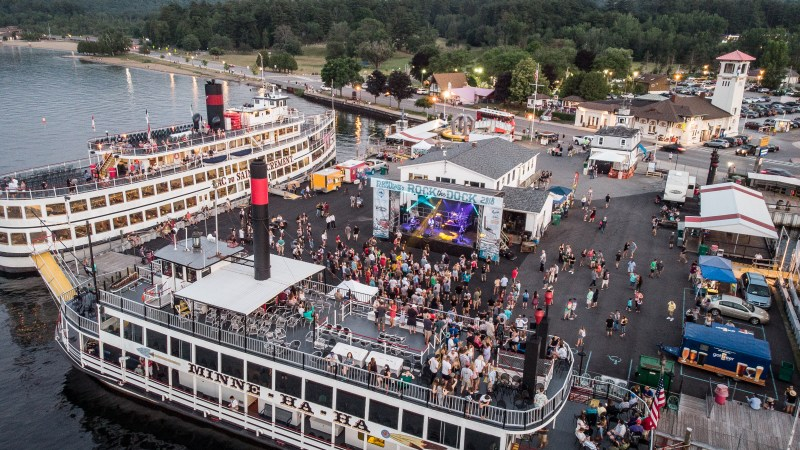 Formula 5 Announces 3rd Annual Rock the Dock Music Festival