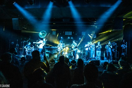 High & Mighty Brass Band - Jupiter Hall - Albany NY 2-11-2019 mirth films (18 of 42)