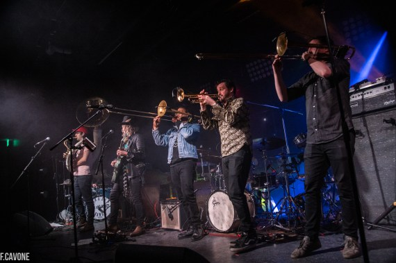 High & Mighty Brass Band - Jupiter Hall - Albany NY 2-11-2019 mirth films (28 of 42)