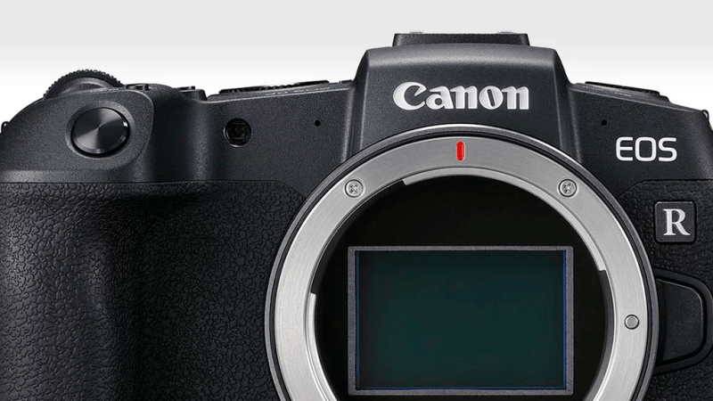 Canon Announces EOS RP Full Frame Mirrorless Camera