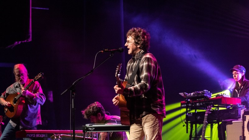 Gallery: Railroad Earth and Holly Bowling at The Egg | Valentine's Day
