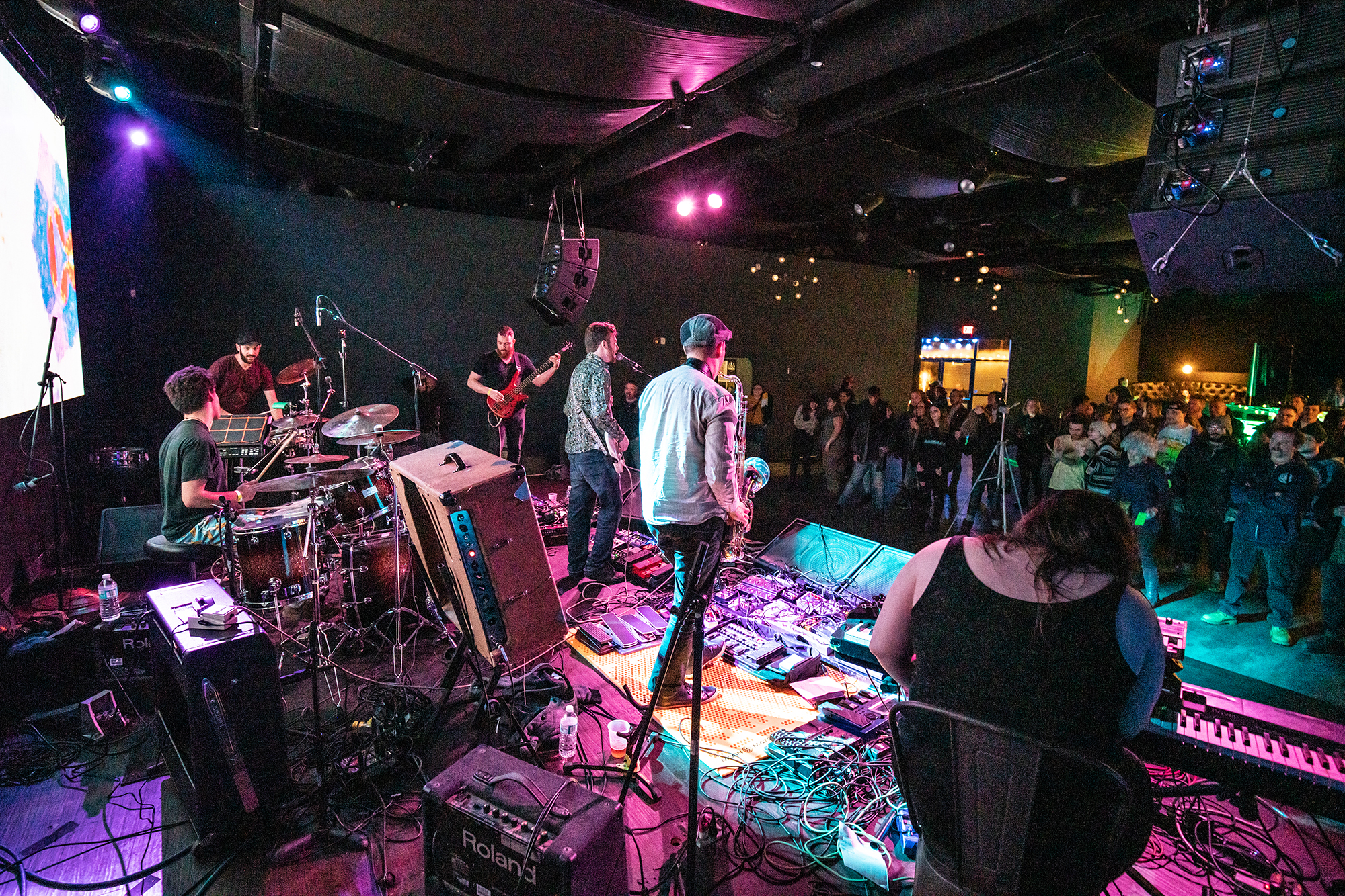 Ampevene Shares Pro-Shot Video of  Putnam Place Performance in Saratoga Springs, NY
