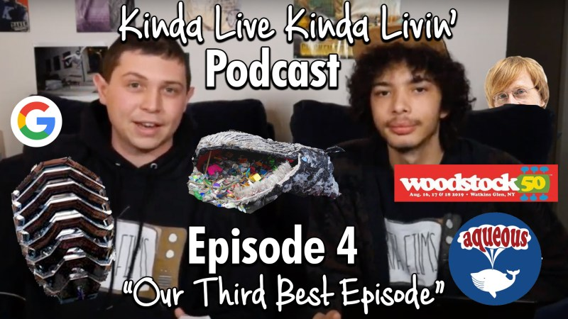 Ep. 4 Who Else Owns Your Photo? | Kinda Live Kinda Livin' Podcast