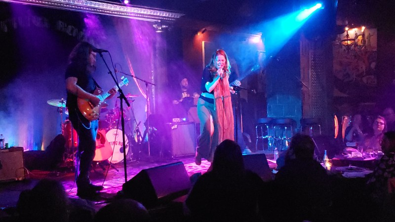 Recap: Hayley Jane and the Primates at The Cutting Room