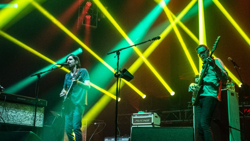 Dopapod Makes Grand Return At The Capitol Theatre