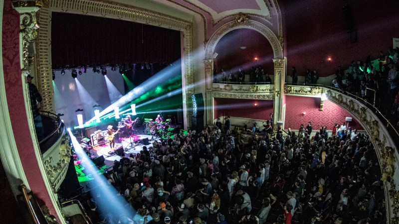 Recap: Two Nights of Twiddle at the Paramount Theatre