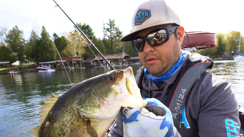 VIDEO: Fishing with Rich Ortiz