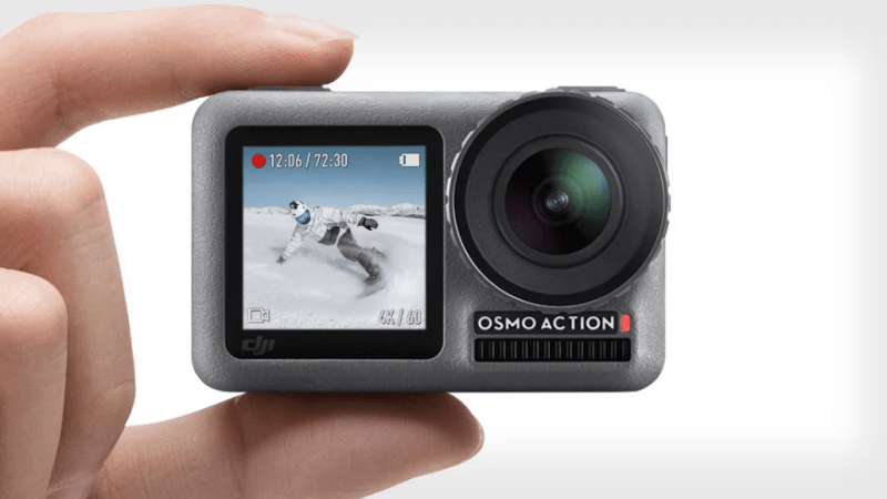 DJI Has Released the Osmo Action   Another GoPro Killer!