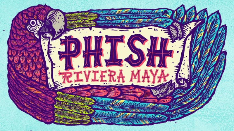 Phish Announces Riviera Maya 2020 and Changes Location