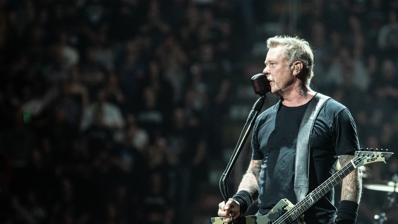 Live Nation Helped Metallica Release Tickets Directly To Secondary Markets