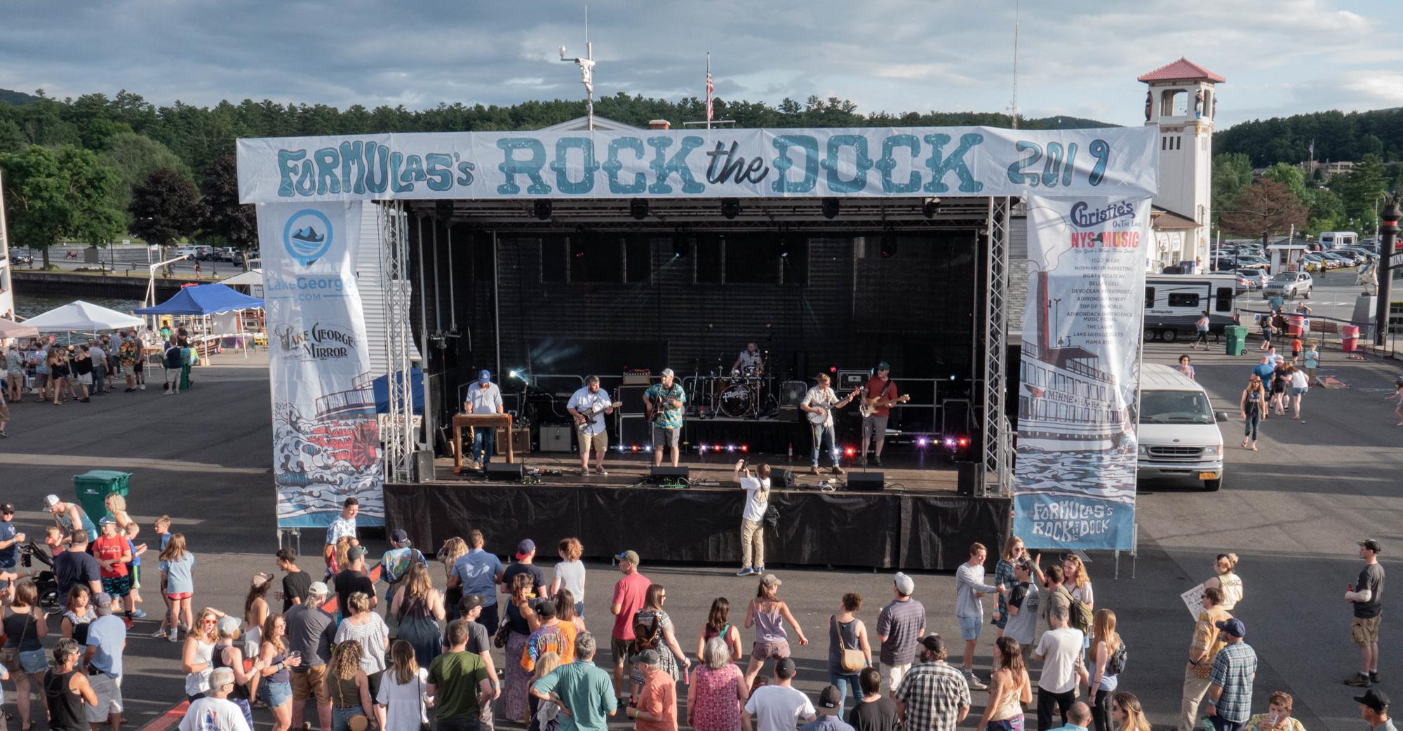 RECAP: Rock The Dock Music Festival