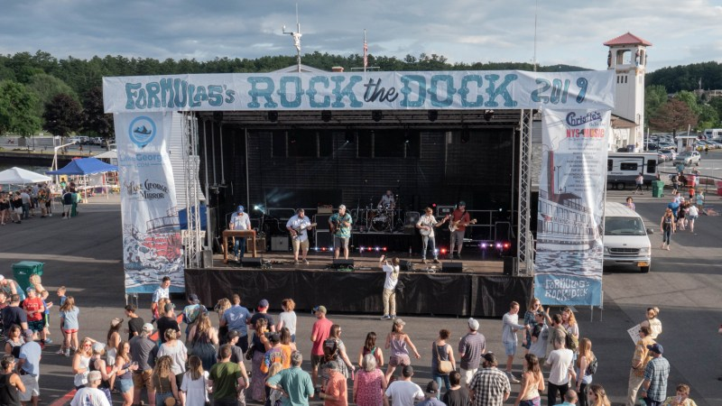 RECAP: Rock The Dock Music Festival