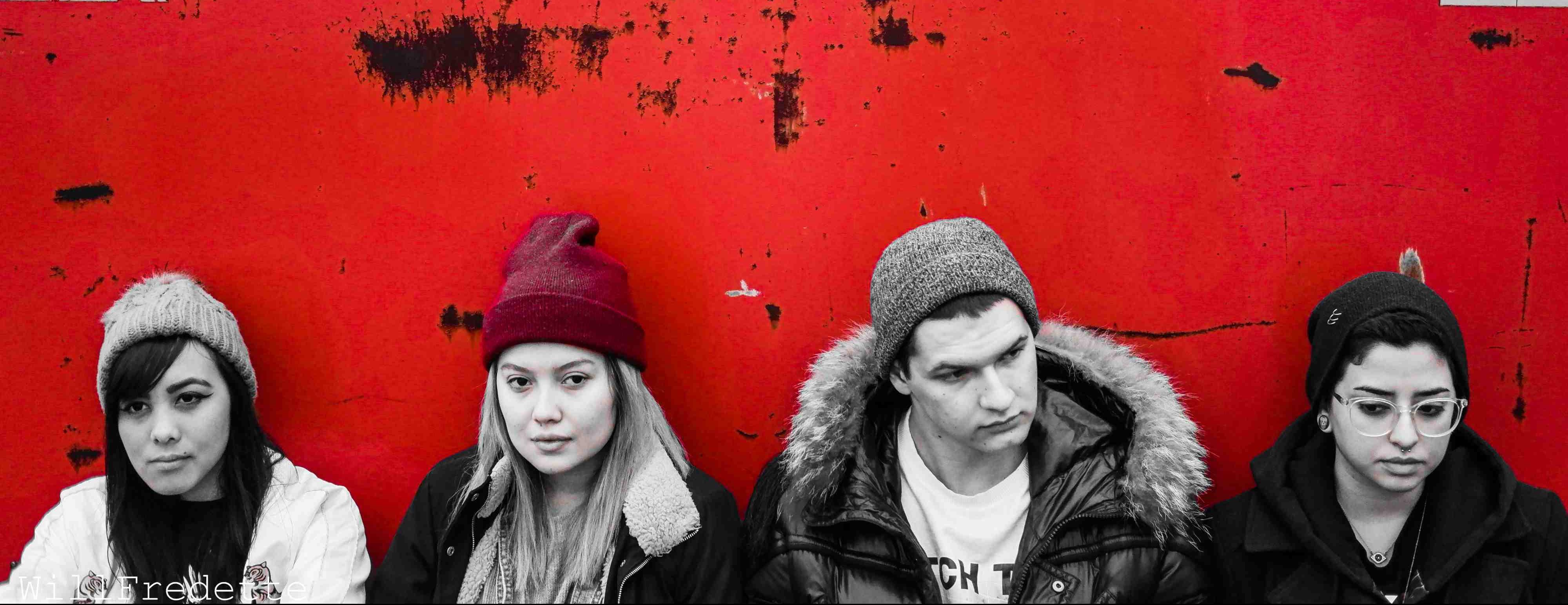 Caribbean Crisis Drops New Album Mixing Punk and Russian Folk