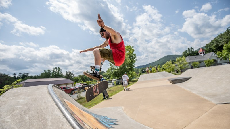 VIDEO: Lake George Skate Plaza Competition 2019