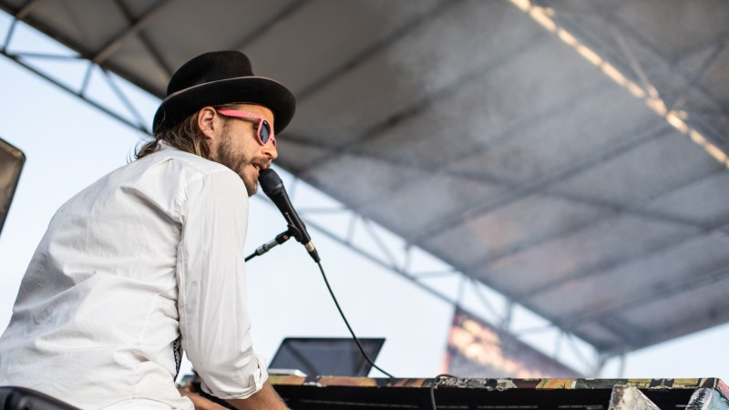 Marco Benevento Wraps Up the 2019 Alive at 5 Concert Series in Albany, NY
