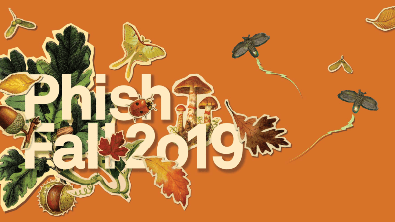 Phish Announces 2019 Fall Tour Dates