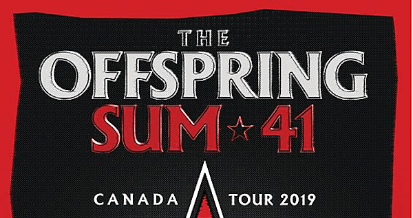 The Offspring and Sum 41 Announce Co-Headlining Fall Tour