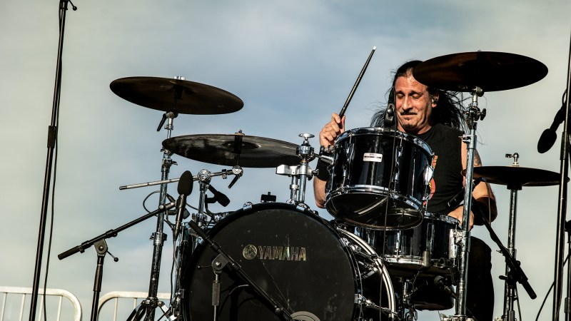 Quiet Riot Drummer Diagnosed With Stage Four Pancreatic Cancer