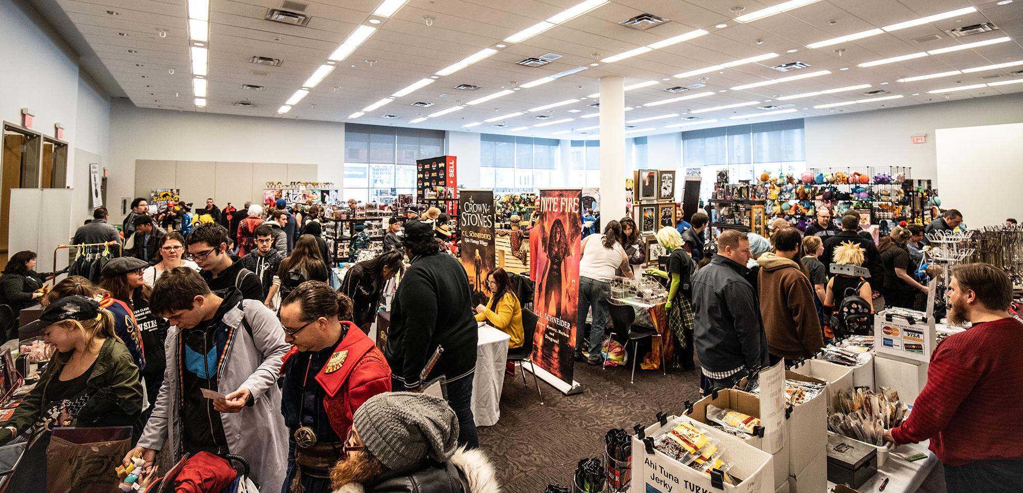 PREVIEW: Saratoga Comic-Con Fall 2019