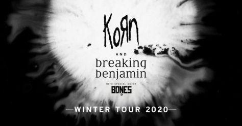 Korn, Breaking Benjamin Announce North American Tour
