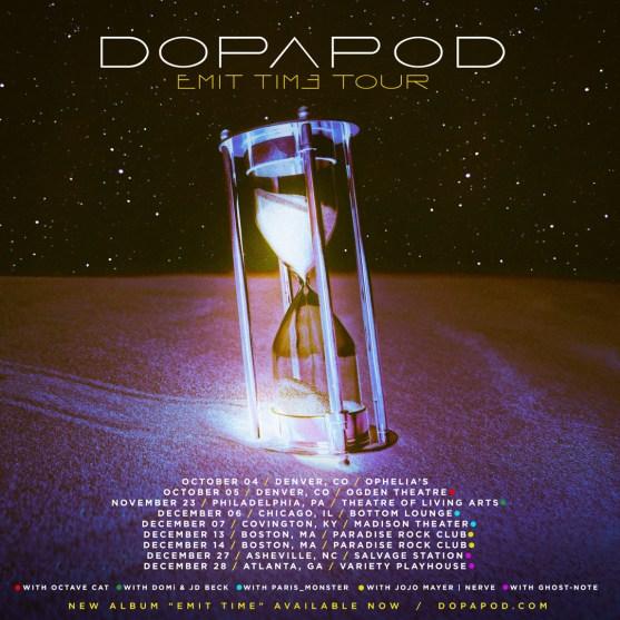 dopapod tour