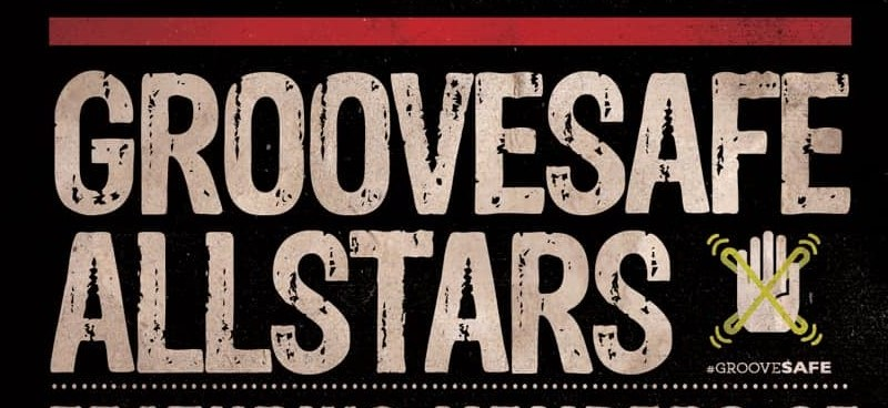 GrooveSafe Allstars: Musicians Making A Difference in Consent Culture