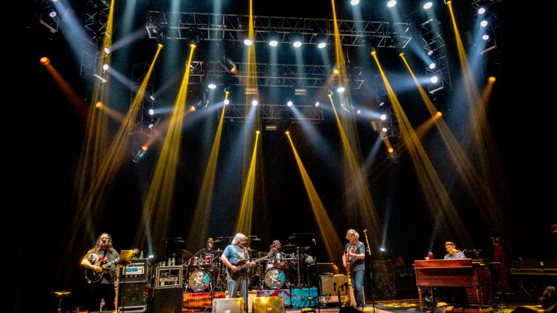 GALLERY: Halloween With Dark Star Orchestra at Capitol Theatre
