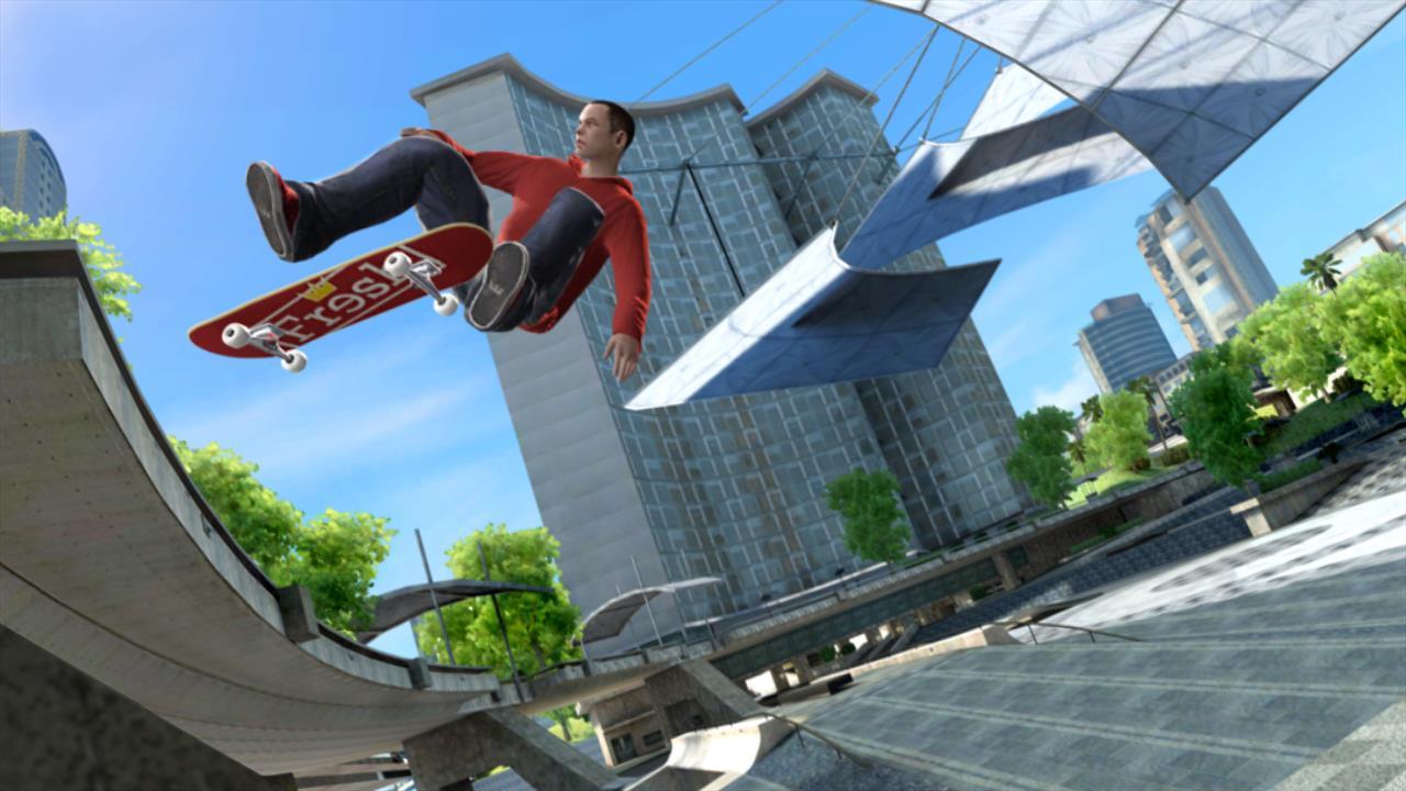 EA Renews Trademark For 'Skate' Video Game Series