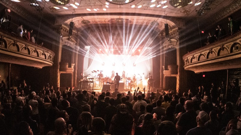 GALLERY: Lotus at the Cohoes Music Hall