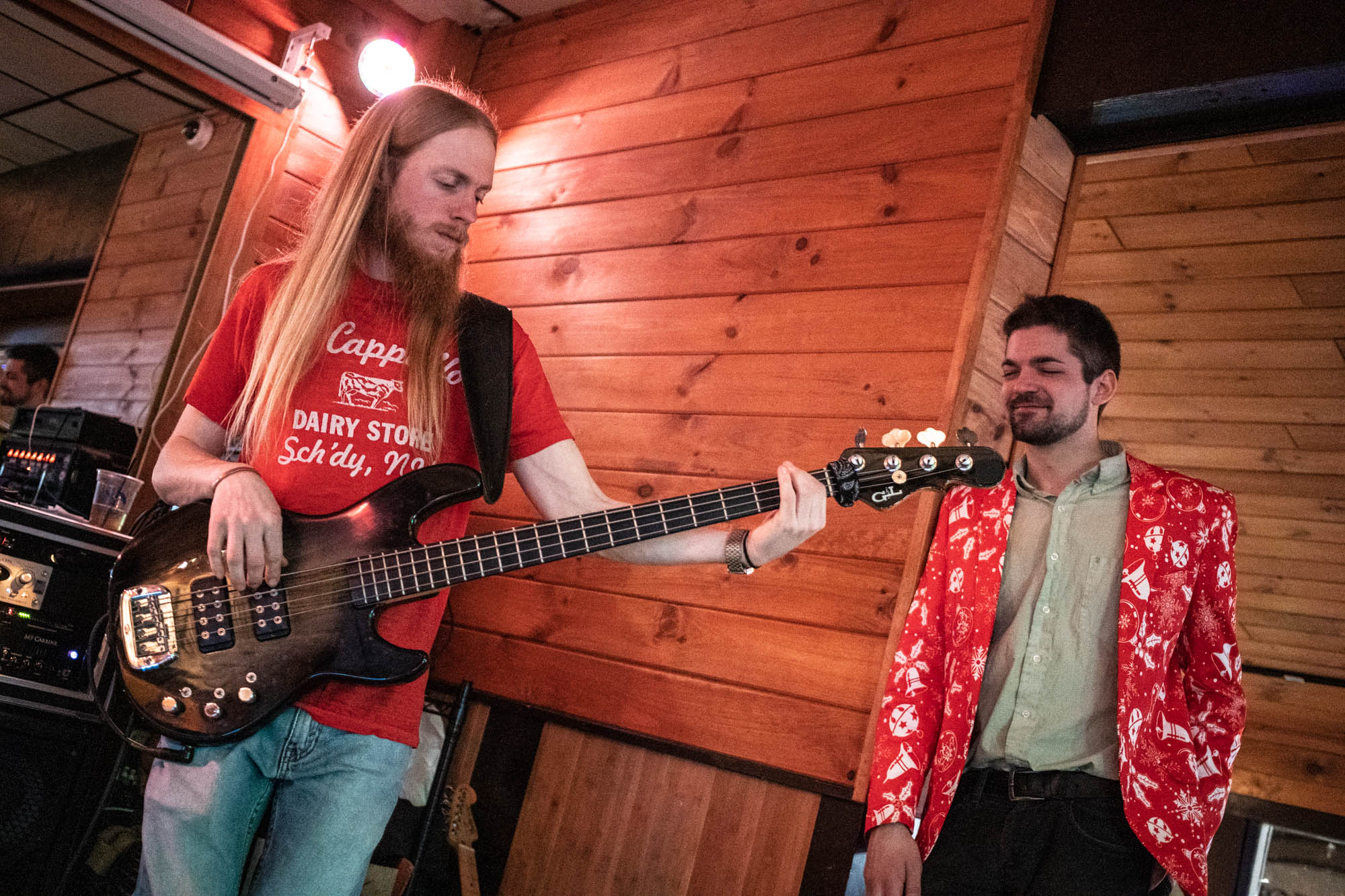 GALLERY: The Switch Holiday Show in Lake George, NY