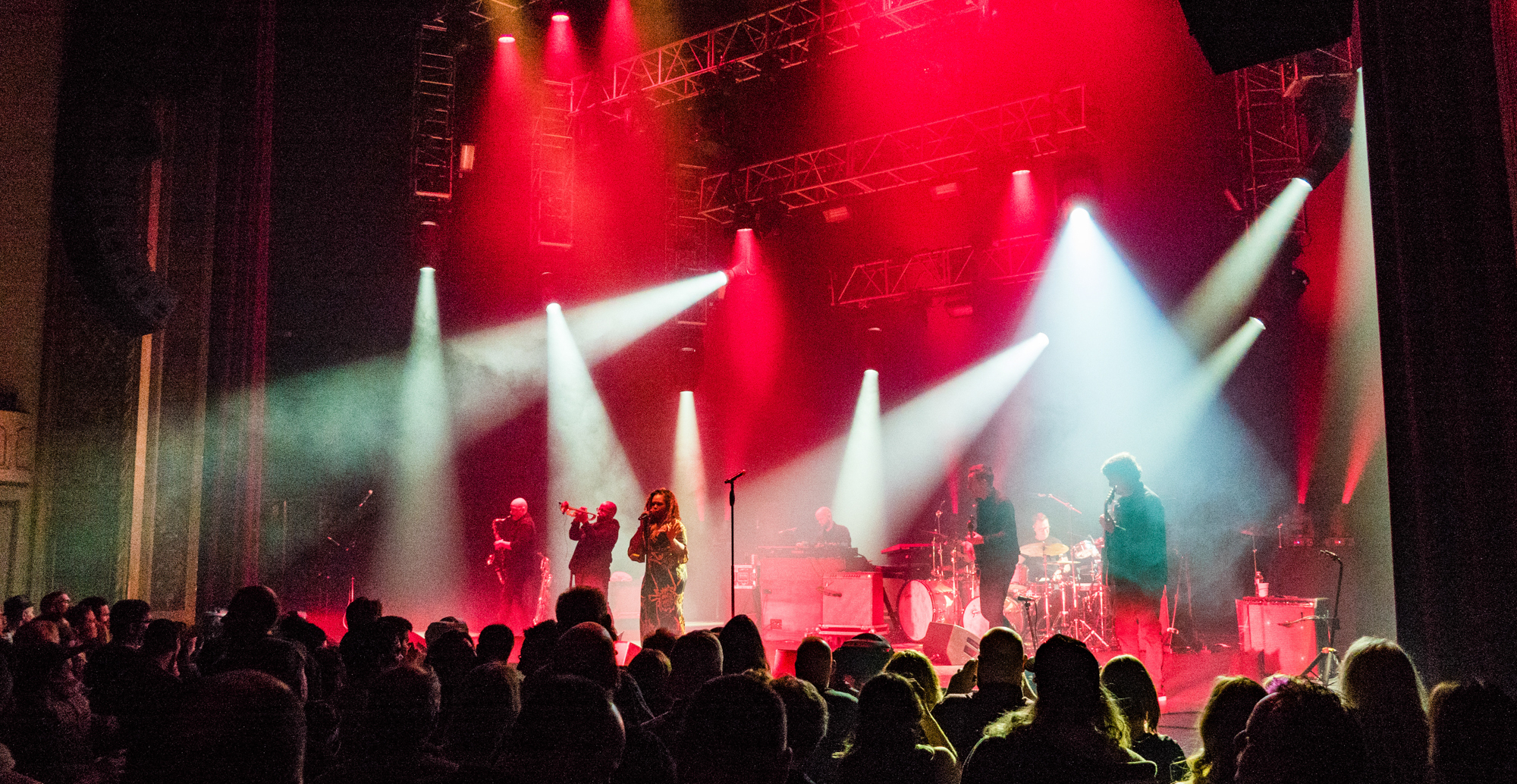 GALLERY: Galactic Continues Their 25th Anniversary Tour at the Capitol Theatre