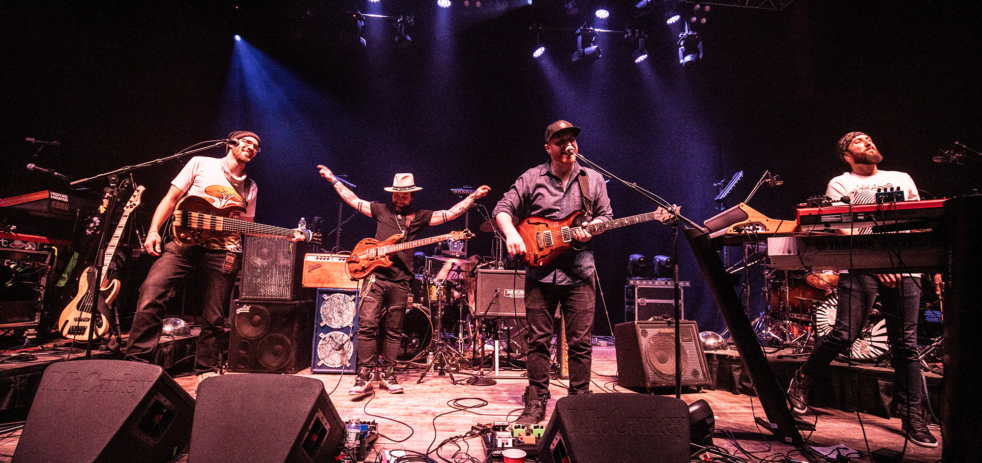 "VIDEO: Strange Machines Perform ""Side to Side"" at State Theatre Featuring Mihali of Twiddle"