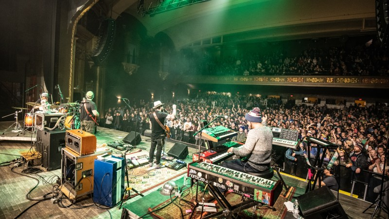 RECAP: Twiddle's Two Night Valentine's Run